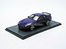 NEO  PORSCHE  968 Turbo S 1993 purple metallic color in 1/43 Scale.
