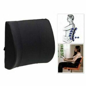 VIOFIX Memory-Schaum Orthopädisches Rückenstütze,Lendenkissen,Rückenkissen