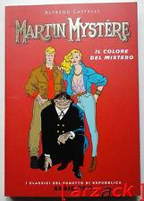 I CLASSICI DI REPUBBLICA Serie Oro n 16 MARTIN MYSTERE - Il colore del mistero