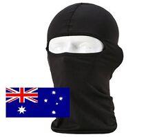 New Unisex Black Motorcycle Biker Cycling Ski Head Protector Balaclava Face Mask