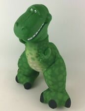 Fisher Price Disney Toy Story Big Roarin' Rex Dinosaur Plush Stuffed Toy Squeeze