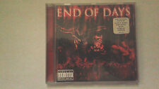 "ORIGINAL SOUNDTRACK ""END OF DAYS"" CD 12 TRACKS BANDA SONORA OST BSO"