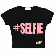 Unbranded Cropped T-Shirts & Tops for Girls
