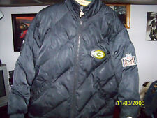 Vintage ProPlayer Down filled Packers Jacket Large