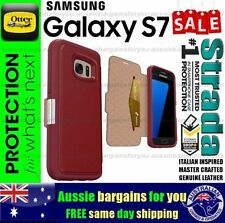 Leather Matte Mobile Phone Cases, Covers & Skins for Samsung Galaxy S7 with Card Pocket