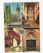 Lutherstadt Wittenberg Postcard Germany 638a