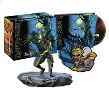 IRON MAIDEN: Fear Of The Dark DELUXE LIMITED EDITION CD BOX w/FIGURINE!!! Preor