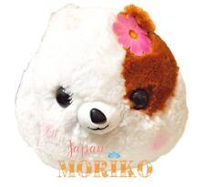 Amuse Fuwa Mofu Dog Plush Fuwa Mofu Pometan Pomeranian Dog Stuffed Big Authentic