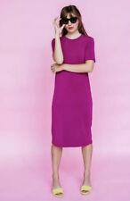 Sonnet James Heaven Dress In Berry Size XS