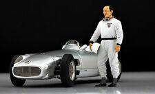 Stirling MOSS (2) Figure pour 1:18 Mercedes W196 CMC