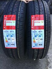 NEW 2 X 195 65 R16C 104/102R M+S THREE-A EFFITRAC NEW TYRES AMAZING WET GRIP C