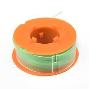 For ALM Bosch Electric Strimmer Trimmer  Spool Line Nylon Wire F016800-002 BQ112