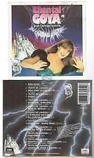 CHANTAL GOYA dans l'etrange histoire du chateau hante CD ALBUM edition de 1989