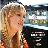 Jackie DeShannon - Keep Me In Mind: The Complete Imperial & Liberty Singles Volu