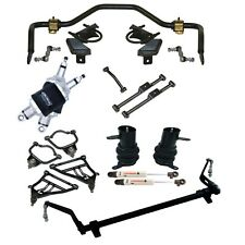 Complete Ridetech Air Suspension System fits  1959-1964 Chevrolet Impala,Shocks