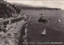 # ALBISSOLA: SCORCIO PANORAMICO DALLA MADONNINA  1955