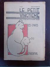 Tintin - TRES BEAU Petit Vingtième - n°48 du 27/11/1930 (2 pages CONGO) TBE!!!