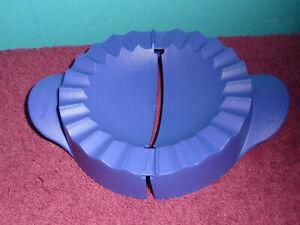 Tupperware Teigfalle für Maultaschen Ravioli usw Farbe Lila