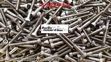 (100) 6-32x1-1/4 Socket Allen Head Cap Screw Stainless Steel #6 x 1-1/4