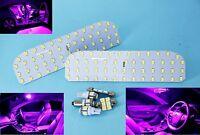 Purple Full LED Interior Exact fit Panel Light kit for Holden VE VF Commodore