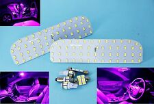 Holden VE VF Commodore Purple Full LED Interior Light Kit Exact fit Panel Lights