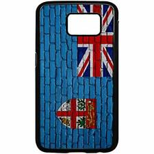 Samsung Galaxy Case with Flag of Fiji Options
