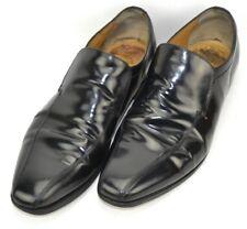 Barker Newark Slip On Loafers Shoes Mens Size 9.5 10 US 9 Fx UK Black 260716