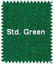 VELOCITY PRO - 9' BED CLOTH & RAILS - STANDARD GREEN
