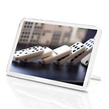 Dominoes Game Classic Fridge Magnet - Domino Gran Grandad Games Gift #15863
