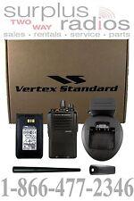 Vertex EVX-531 5W 32CH VHF 134-174MHZ Digital Trbo Analog Radio Submersible