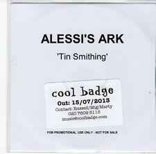 (EB847) Alessi's Ark, Tin Smithing - 2013 DJ CD
