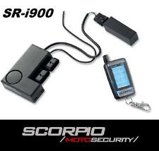 Scorpio SR-i900 RFID Two Way FM Security Motorcycle Alarm System 4020-0077
