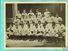 1934   DETROIT  TIGERS   PENNANT  WINNERS  PHOTO    EX   !!