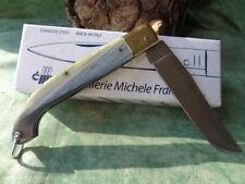 Couteau de Poche Italien Fraraccio Zuavo Lunghezza Lame Acier Inox Manche CMF02