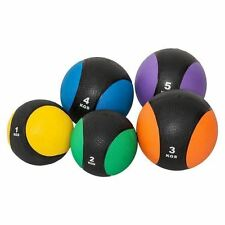 Gorilla Sports 15KG Medicine Ball Set