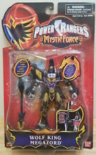 Power Rangers Mystic Force Wolf King Megazord