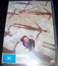Muse Absolution Tour (Australia PAL All Region) DVD – Like New
