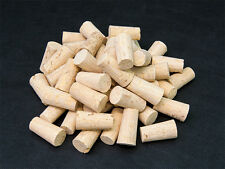 20 x Tapered Corks Bung Stopper Bottle size: 10/14 mm