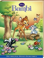 Original Disney Filmcomics: BAMBI (Bilderbuch-Comic BamS-Edition/Bild am Sonntag