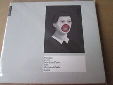 Jean-Louis Costes ‎– Plays Marquis De Sade Justine [CD] NEW AND SEALED