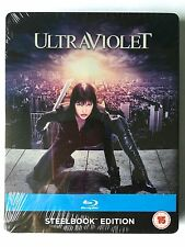 NEW Ultraviolet Bluray Steelbook Limited Edition Milla Jovovich Blu-ray Movie
