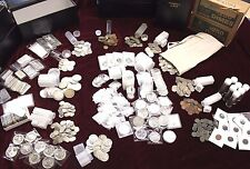 Assorted U.S. & World Coins Estate Sale Lot ☆ Silver Bars Proofs Currency Errors