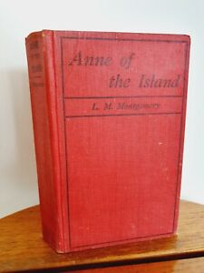 Vintage Anne of the Island (3rd Gables) by L. M. Montgomery 1931 hardcover
