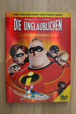 DVD Die Unglaublichen - 2005 - WALT DISNEY