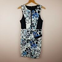Portmans Dress Size 12 Floral Print Sheath BNWT RRP $119.95