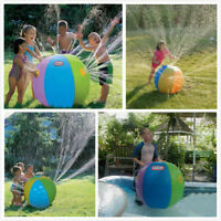 NEW Outdoor Inflatable Water Toy Summer Beach Ball Lawn Ball Toys For Kids Gift
