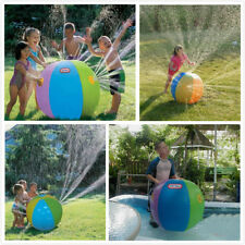 Outdoor Inflatable Water Toy Summer Beach Ball Lawn Ball Toys For Kids Gift NEW