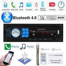 Bluetooth FM Car Stereo Audio In-Dash Aux Input Receiver SD USB MP3 Radio Player