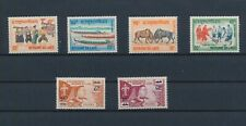 LL93205 Laos nice lot of good stamps MNH