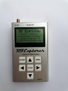 RF Explorer Handheld RF Signal Generator